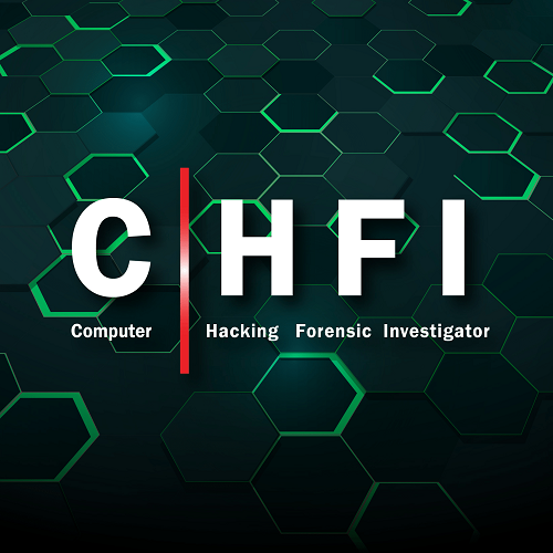 Computer Hacking Forensic Investigator CHFI course