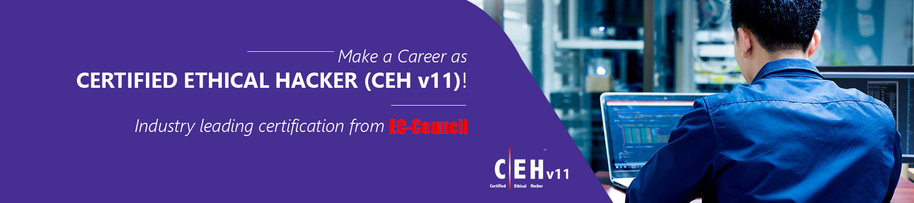 WEB BANNER FOR CEH