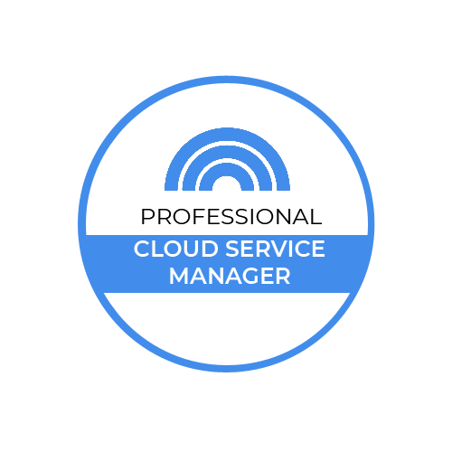 professional-cloud-service-manager - Course